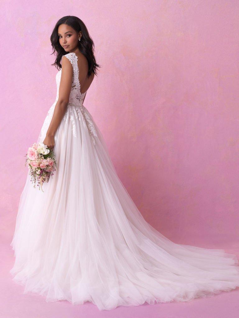 Allure bridal look 10a