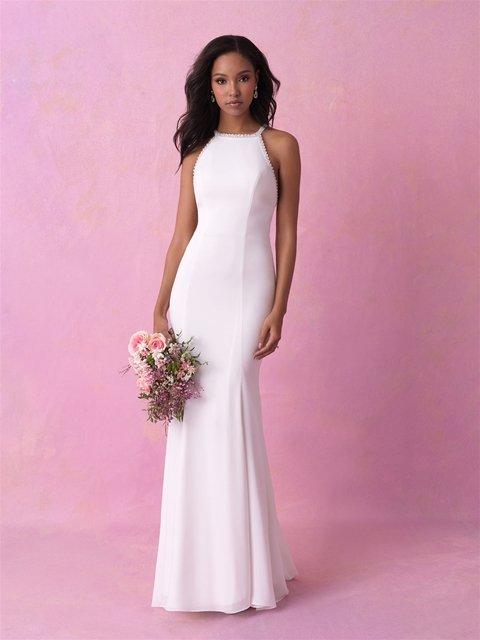 Allure Bridal Look 1
