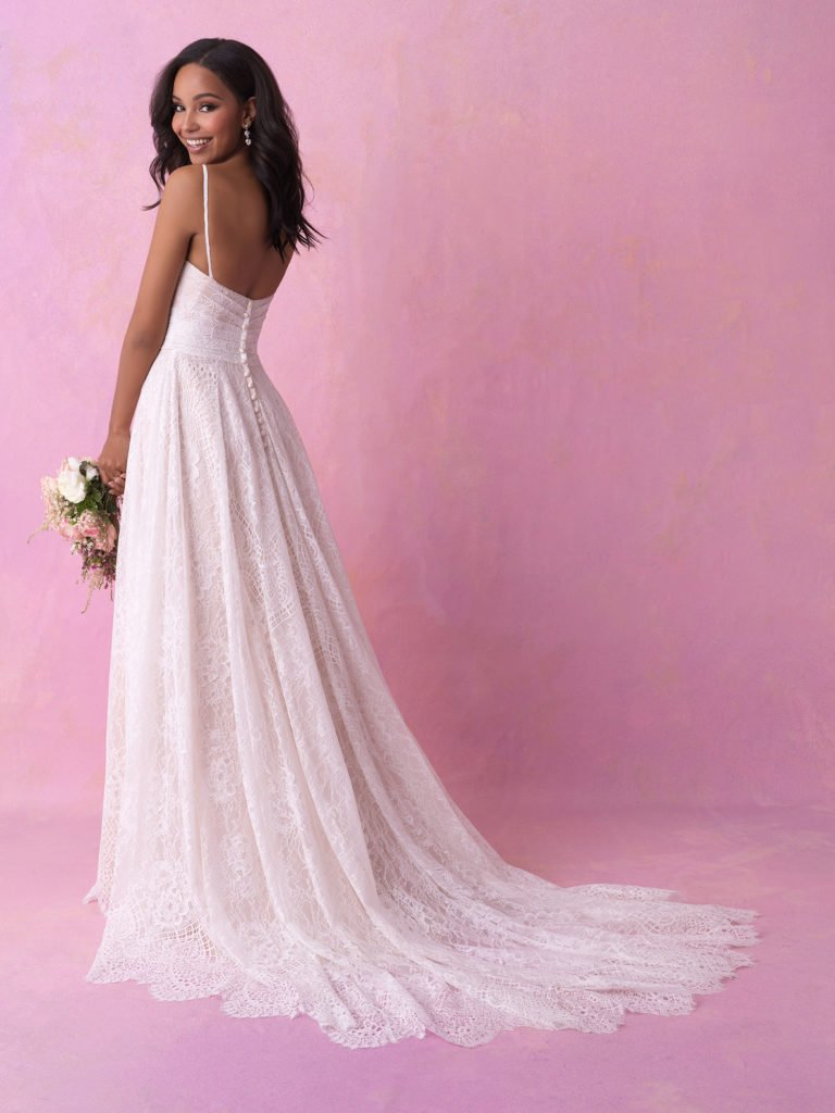 Allure Bridal look 2a