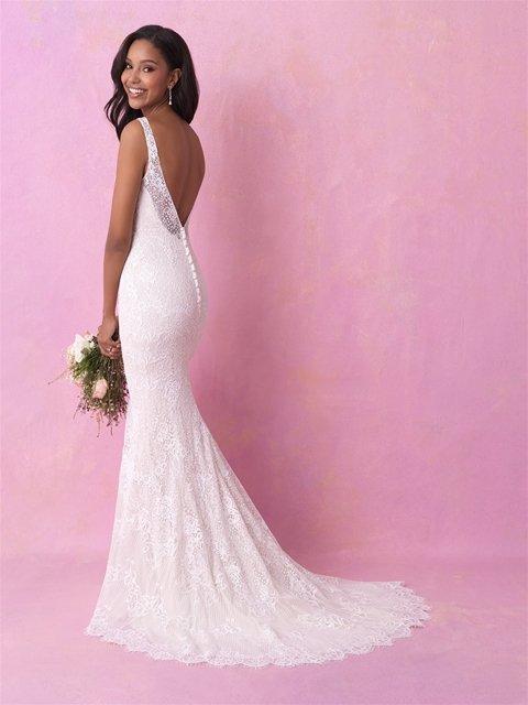 Allure bridal look 3a