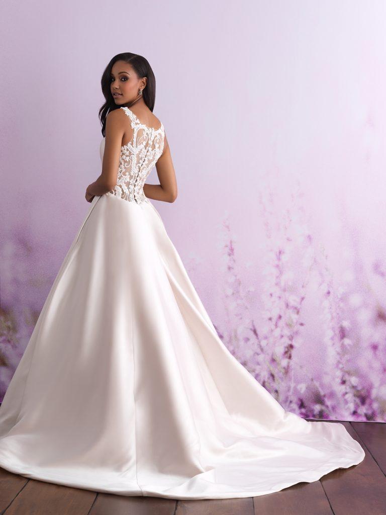 Allure bridal look 4a