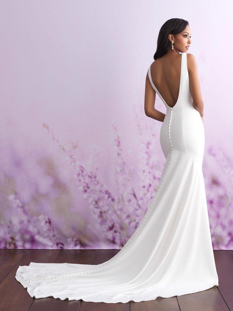 Allure bridal look 5a
