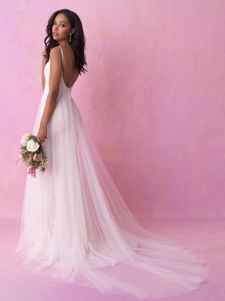 Allure bridal look 6a