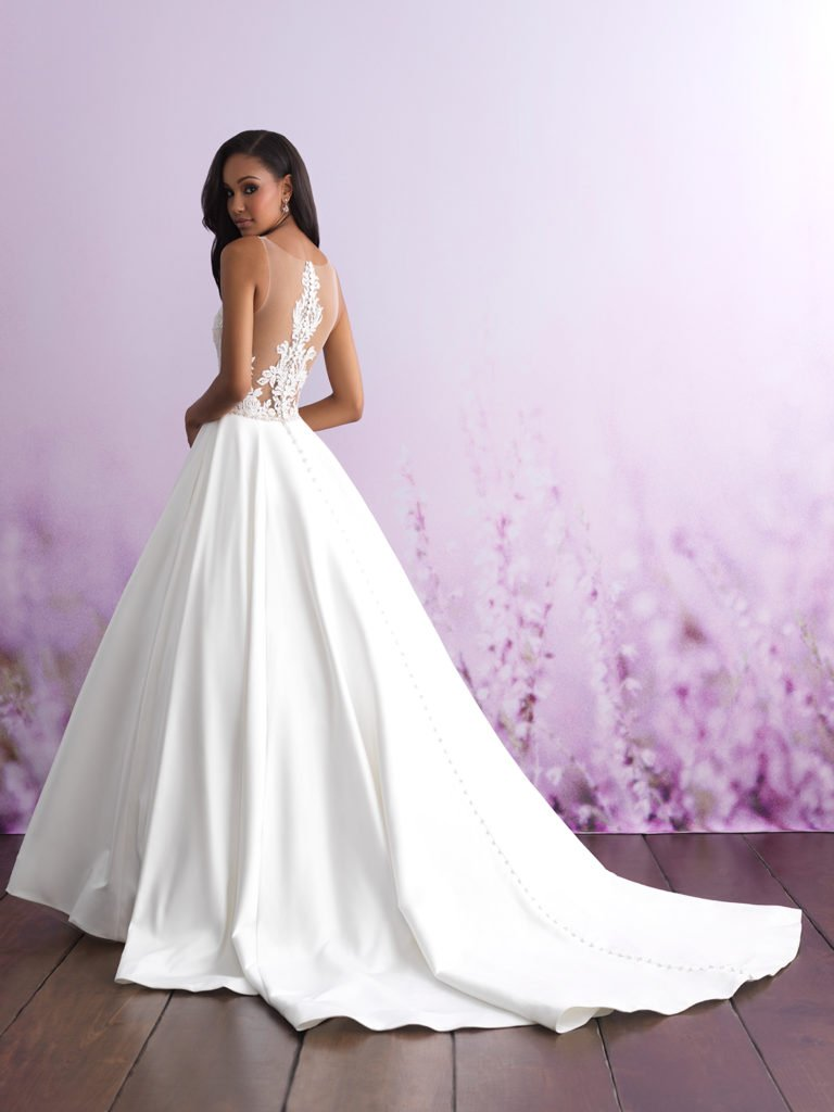 Allure bridal look 7a
