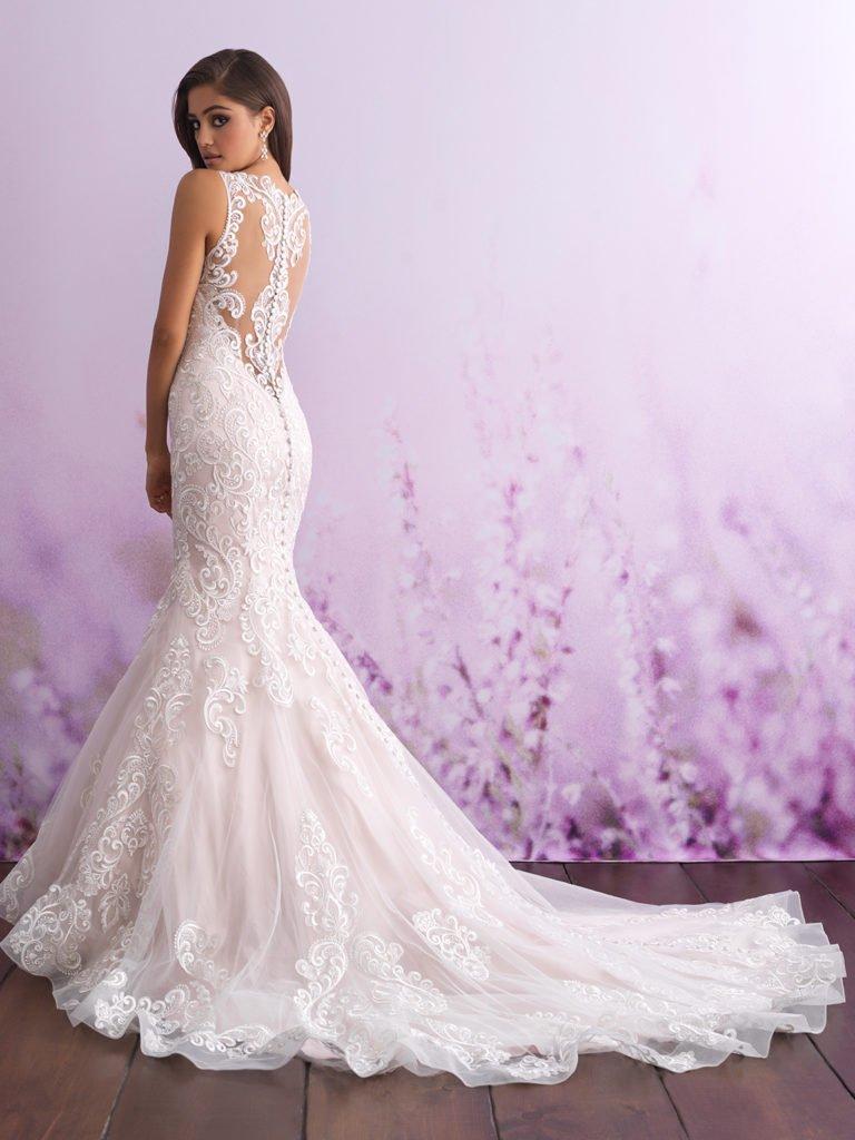Allure bridal look 8a