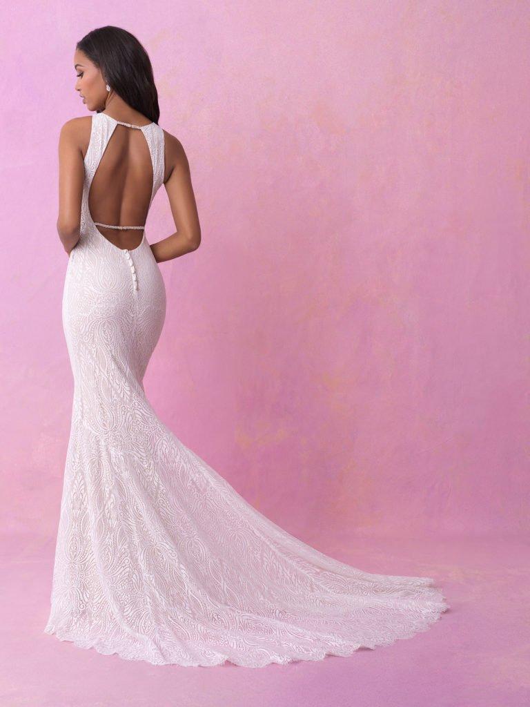 Allure bridal look 9a