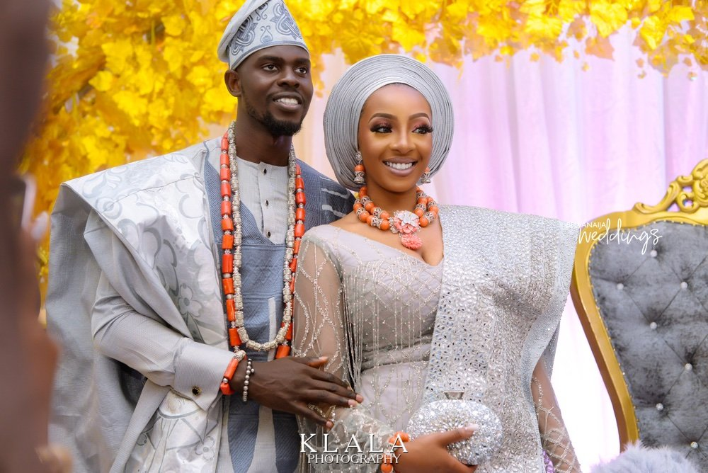 Abisola And Olayinka's Traditional Wedding Will Captivate