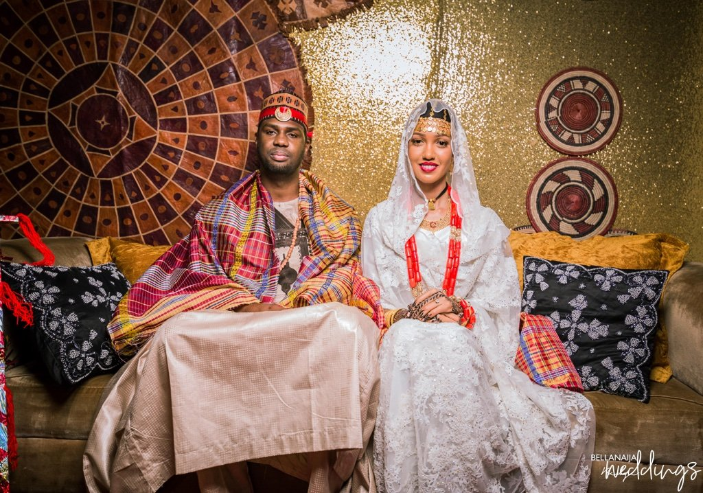 Image result for rich hausa wedding