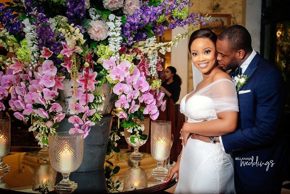 Nosa and Ekan's Lagos & London Wedding Ceremony #NosaEkanWed