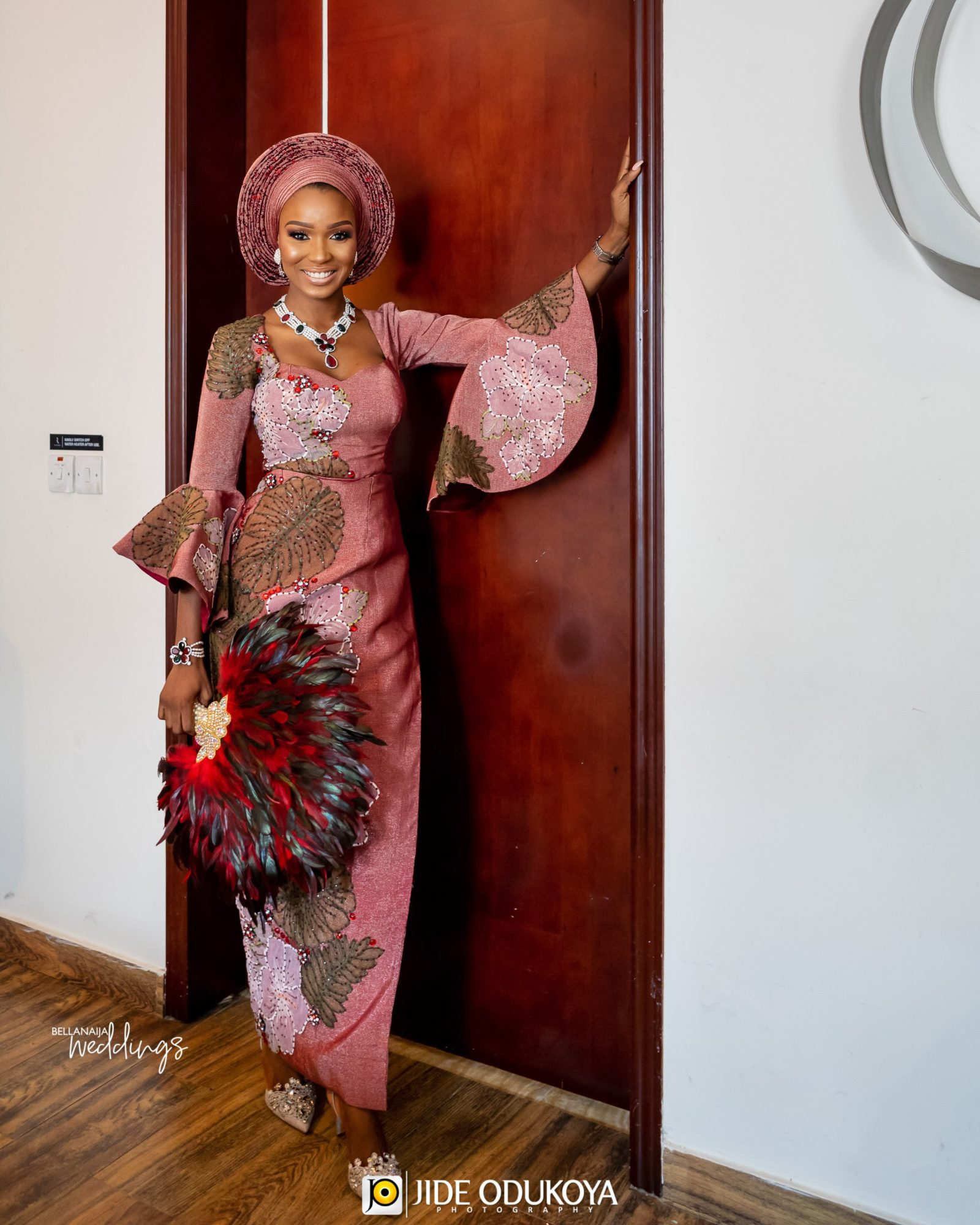 Traditional Nigerian Wedding Gifts: #TBanks18 Traditional Engagement Was Far From The Regular
