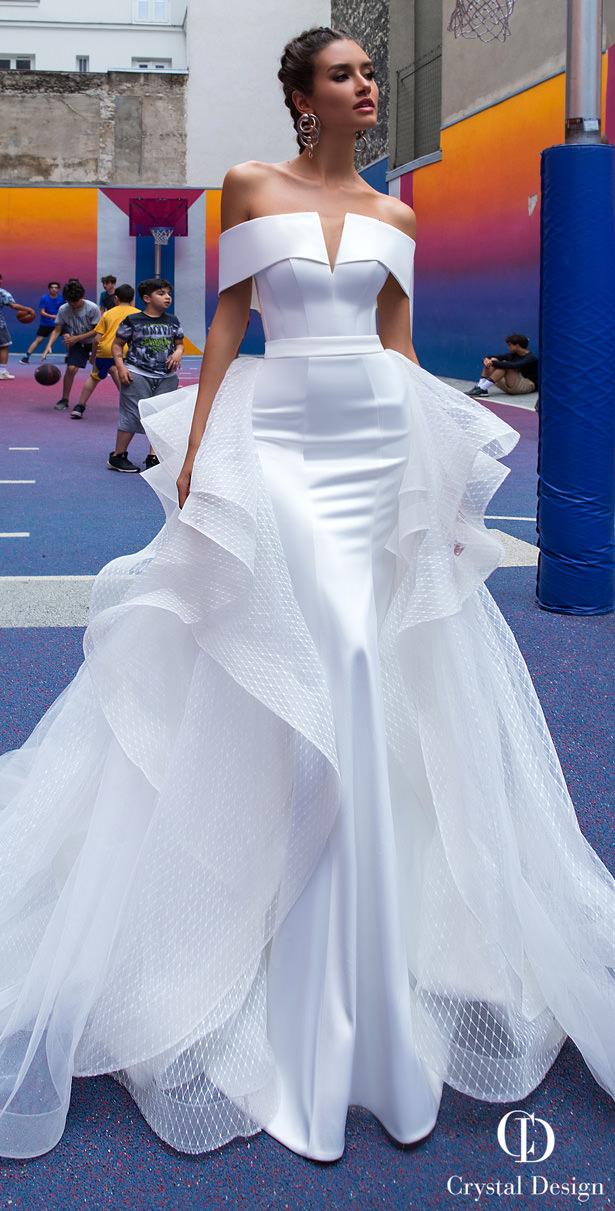 wedding dress fashion designs