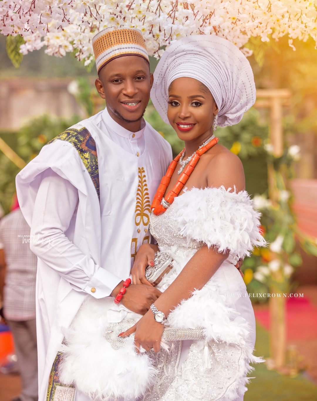 Judy & Stanley's Igbo Traditional Wedding Ceremony