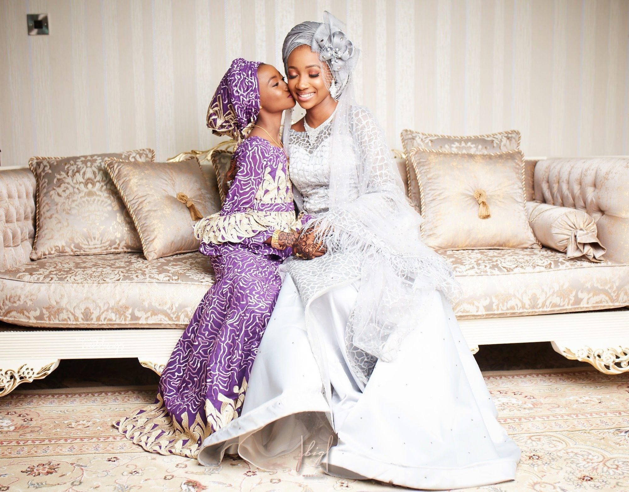 Kaduna Was Not Ready For Fatima And Mukhtar's Wedding