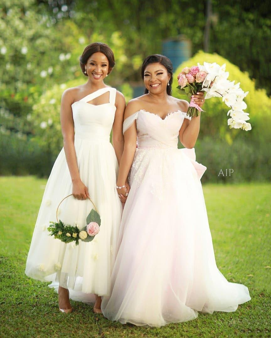 Nigerian Wedding 8 Chic Beautiful Bridal Bouquet Ideas