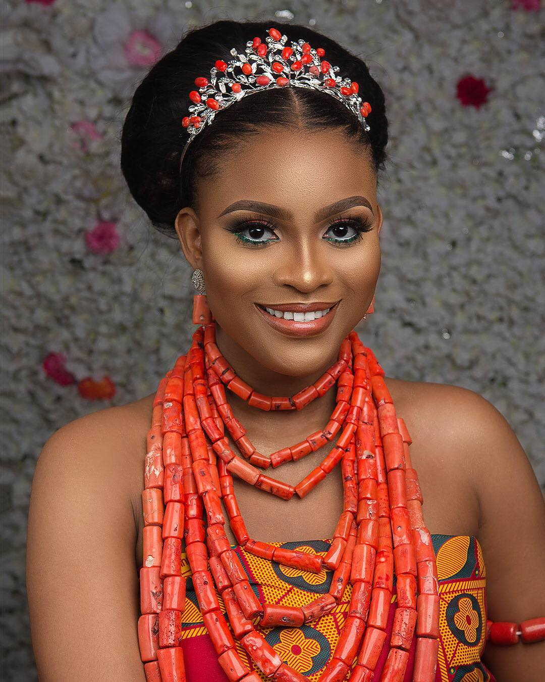 Igbo Brides Need To See This Bridal Beauty!
