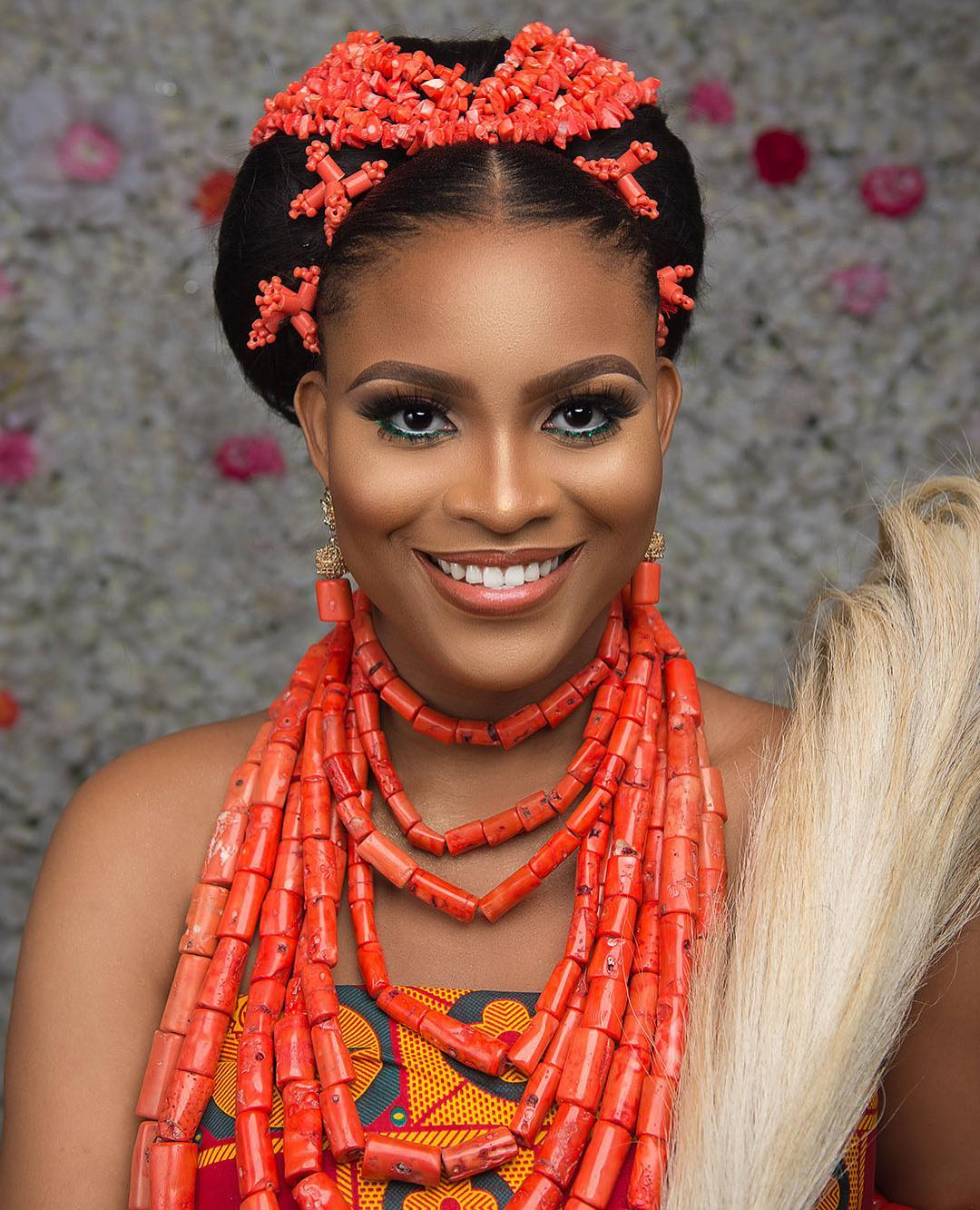 Igbo Brides Need To See This Bridal Beauty Bellanaija