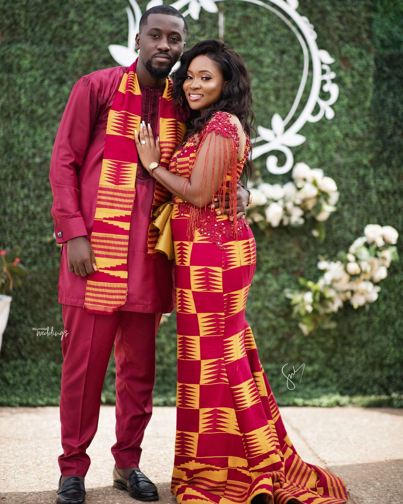 Ghanaian Traditional Wedding: Anabelle Tells Us All About Her Traditional Wedding In