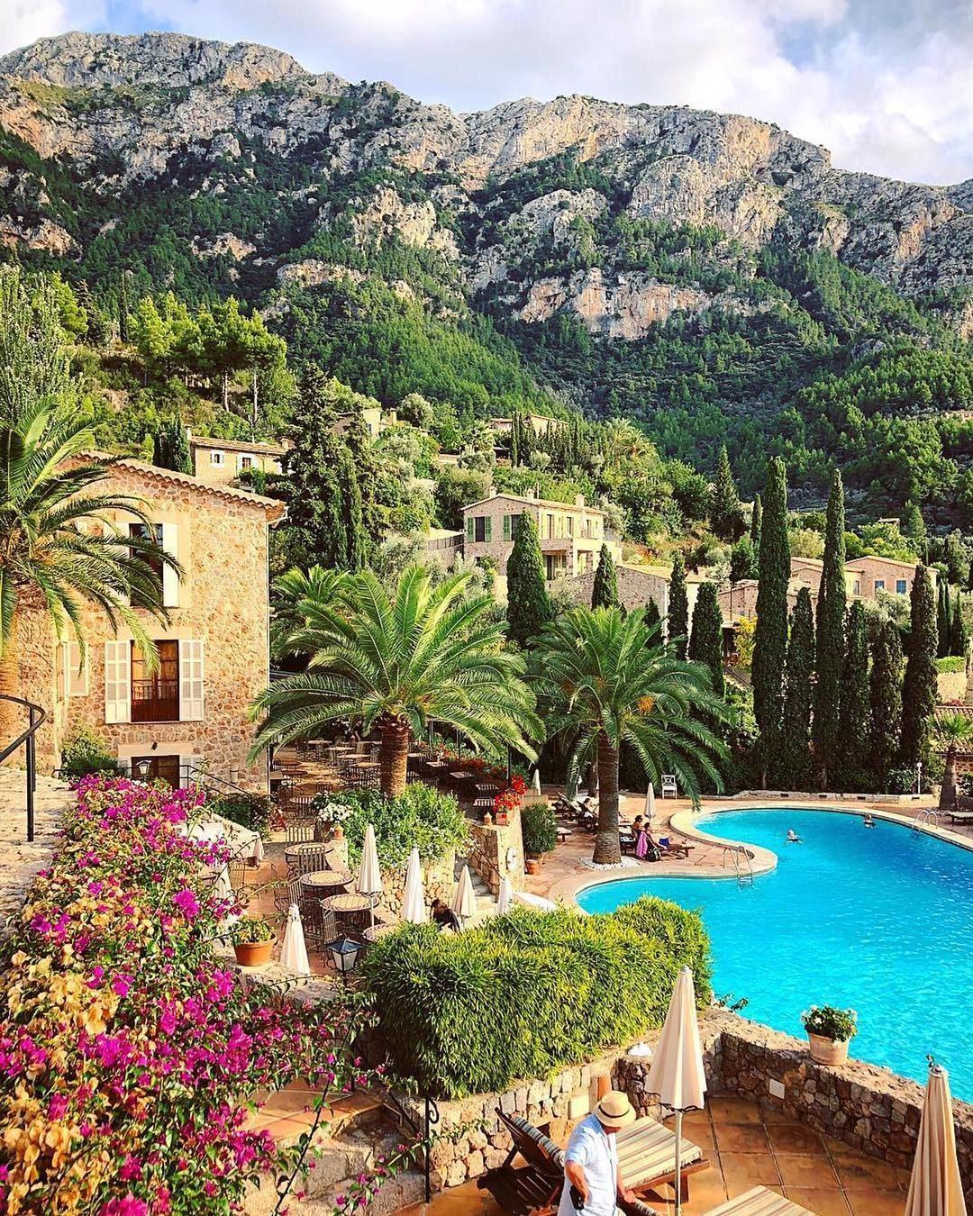 Honeymoon Destinations Rocky Mountains: Mallorca Is Giving Us That Rocky #BNHoneymoonSpot View