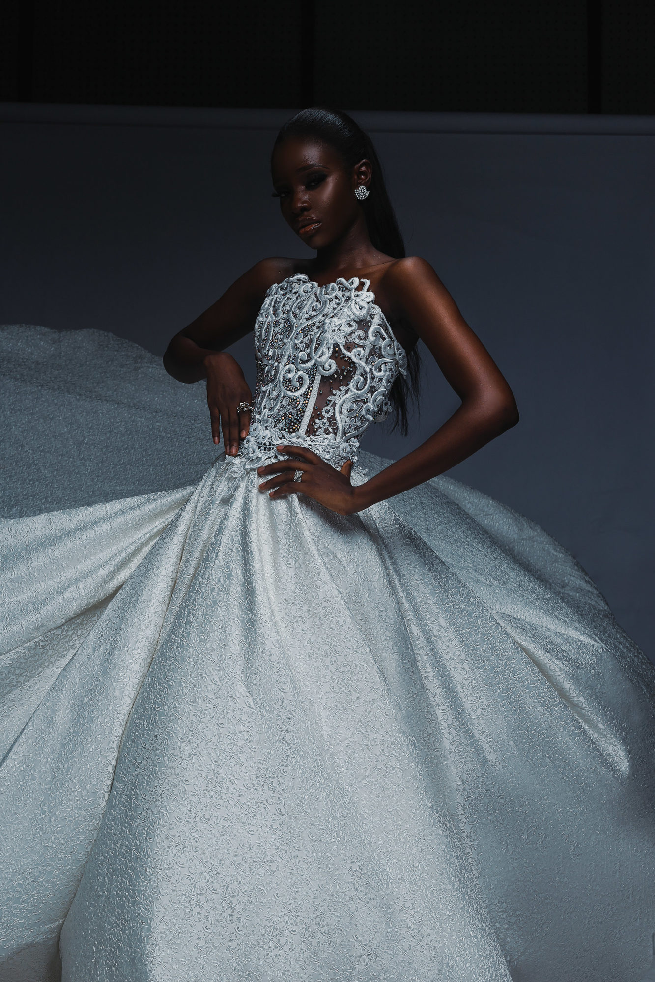 Just Say Yes To These Deluxe Bridal Dresses By Zhalima Graziani