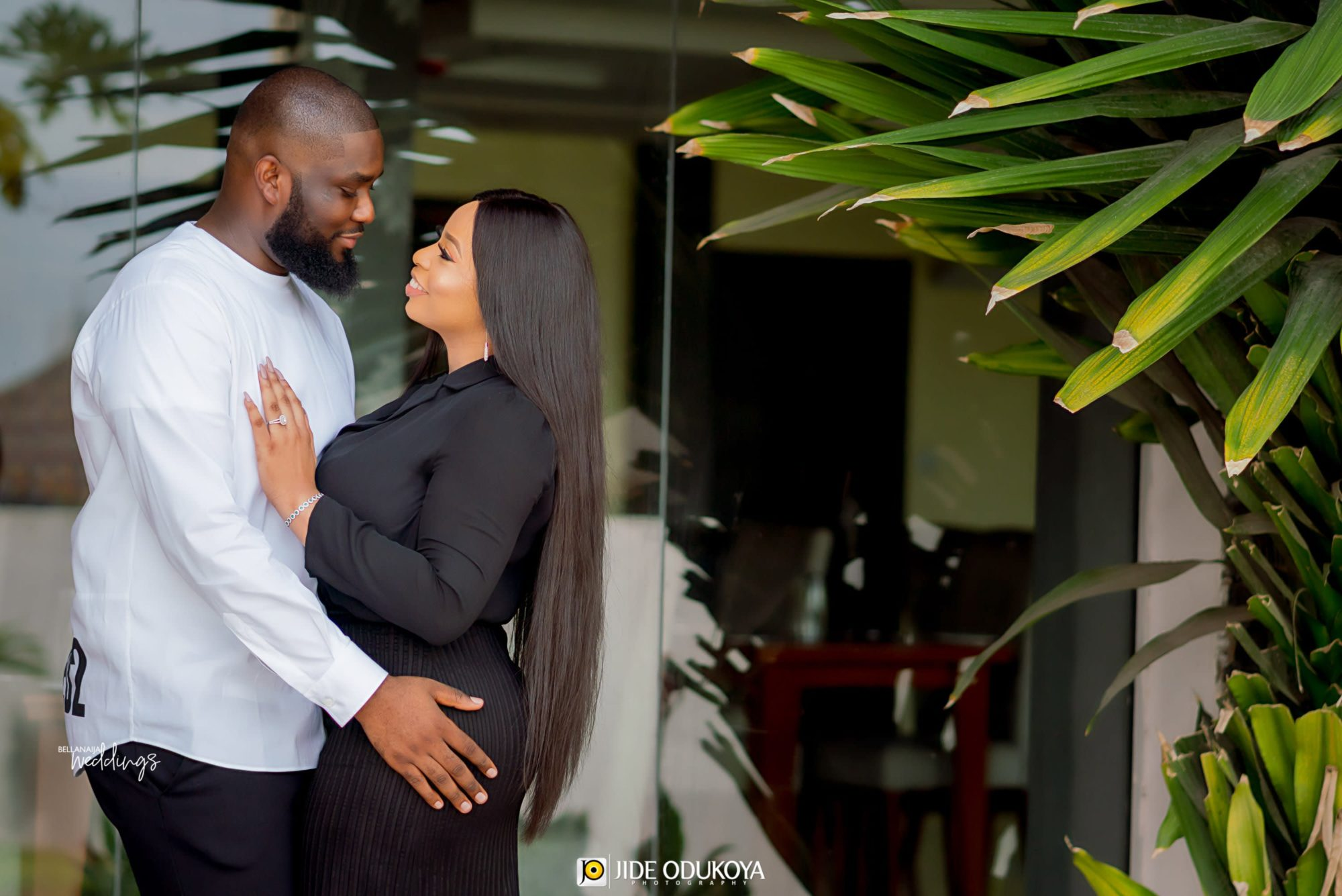 Image result for We had an Instant Connection! Kemi & Babajide's Pre-wedding Shoot + Love Story