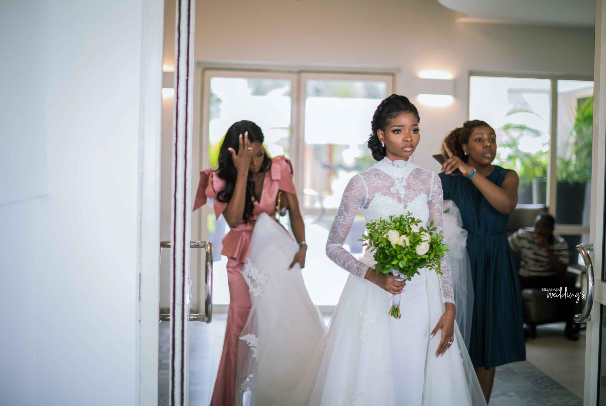 Nigerian Bridesmaid Dresses Instagram   Saddha