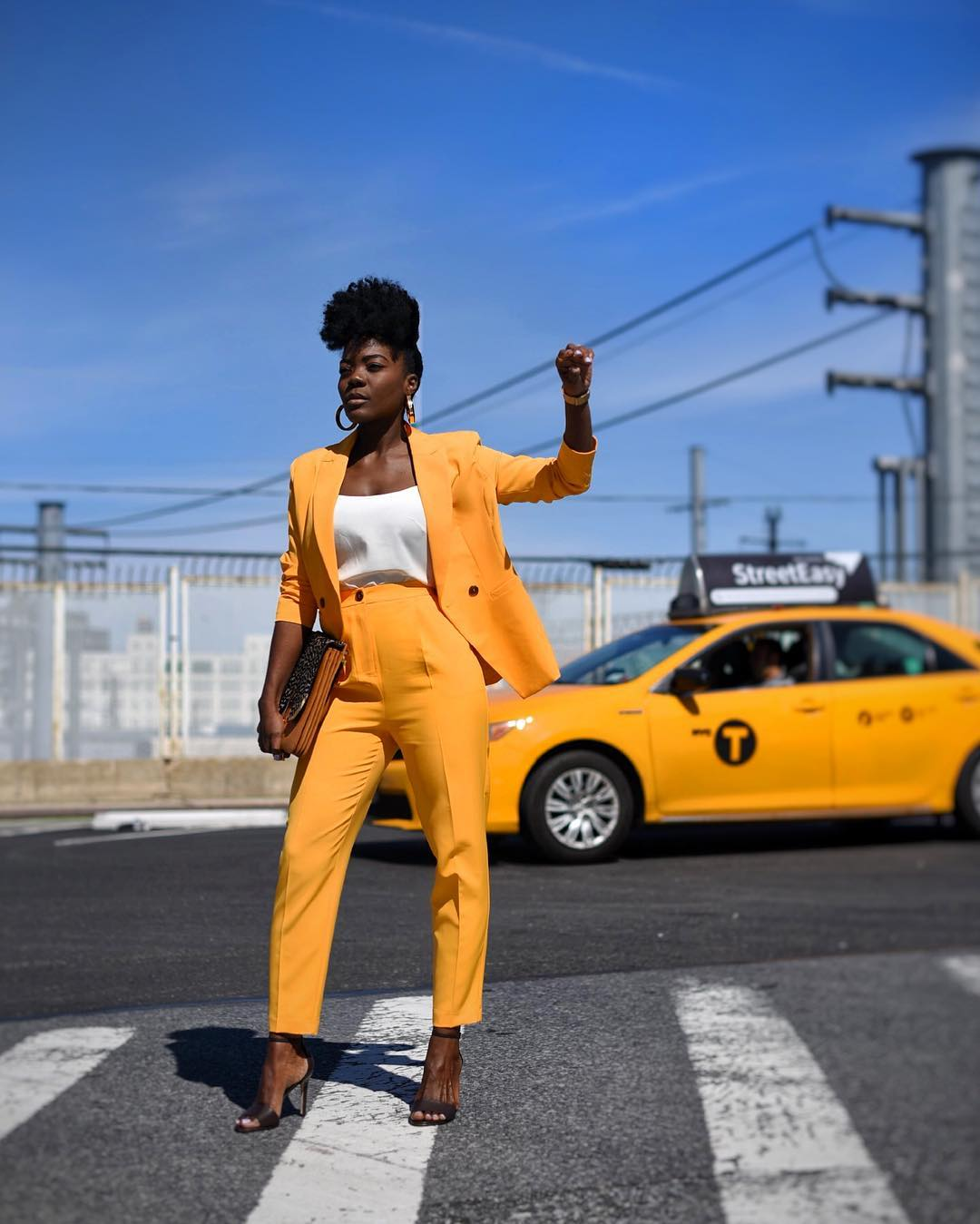 Blazers Fun Zone: All The Outfit Inspiration You Need For BellaNaija