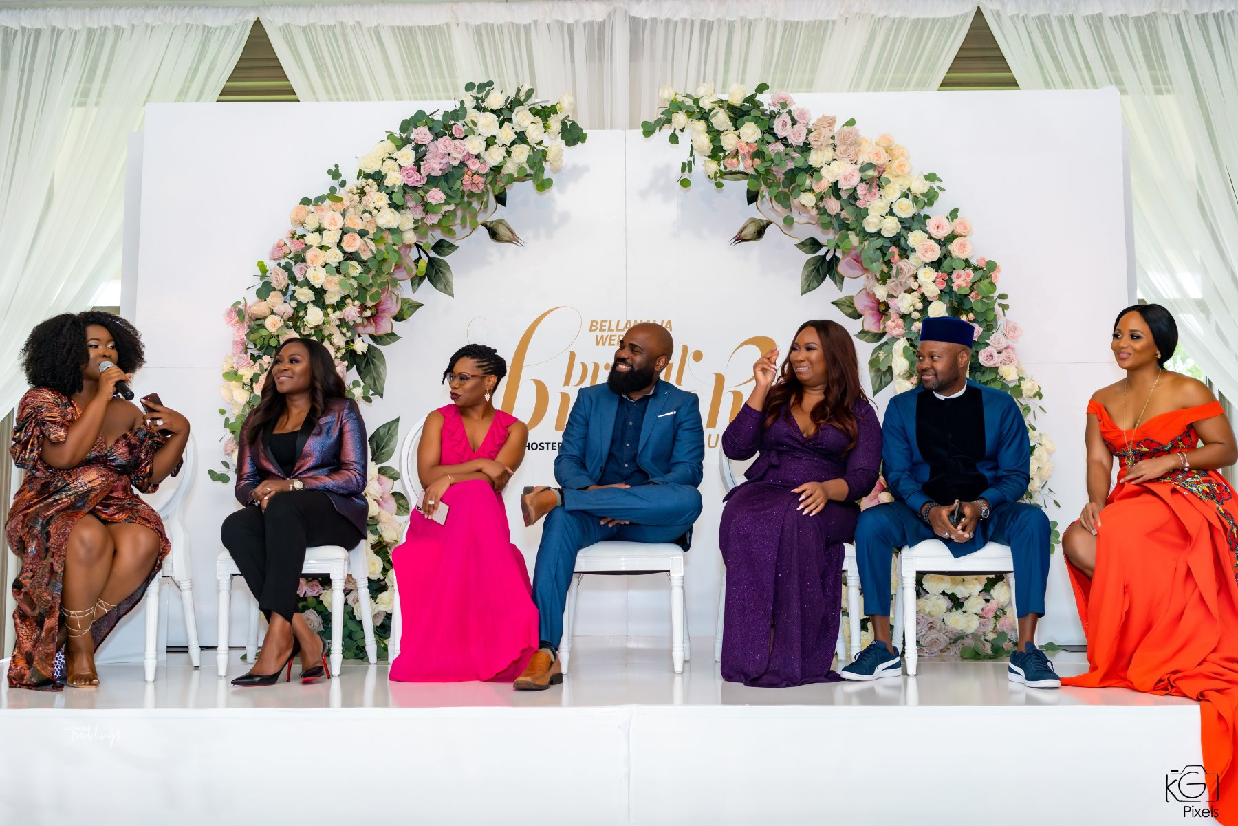 BellaNaija Weddings Bridal Brunch In The USA was Everything and More! See  all the Fun Moments Here
