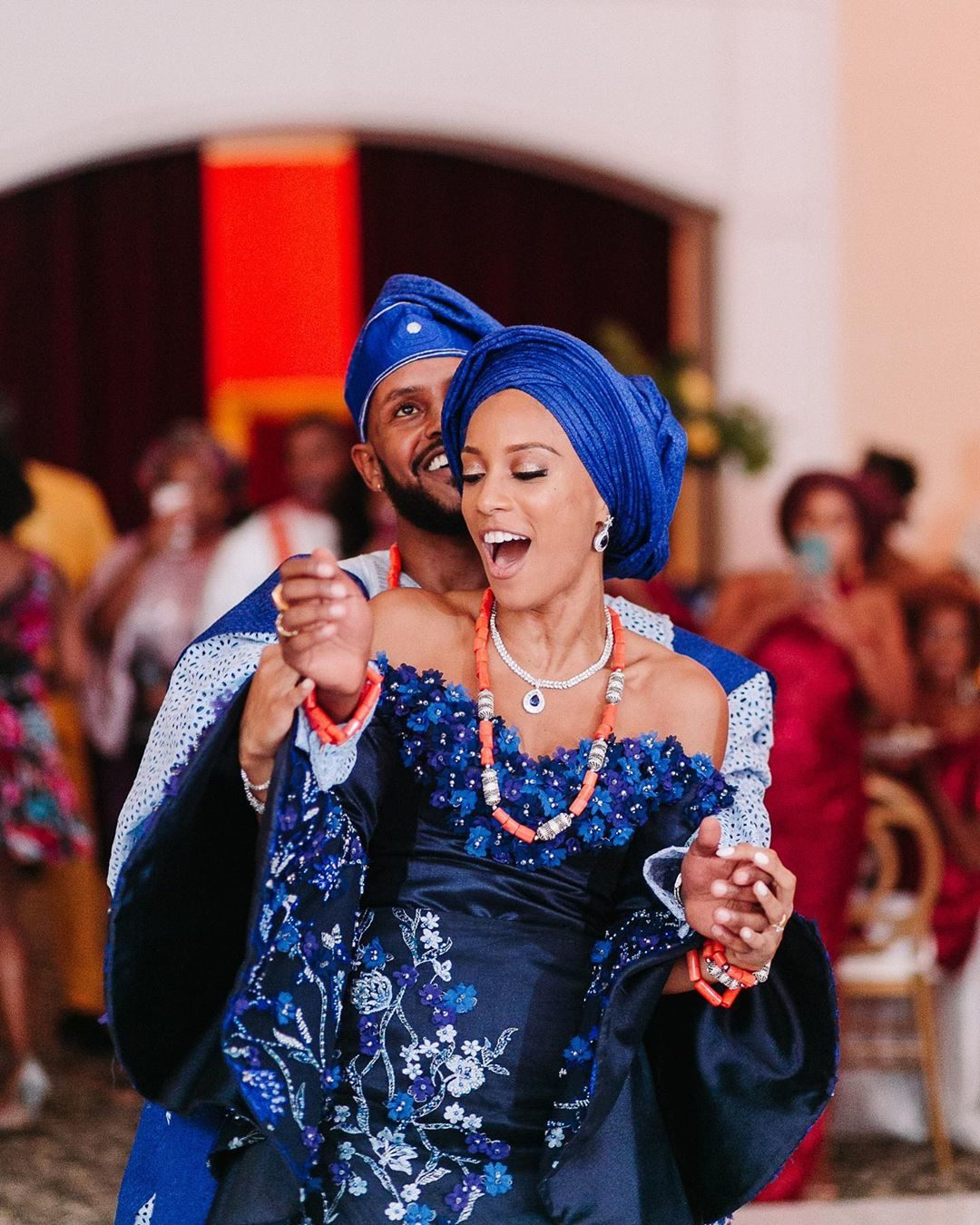 What Its Like to Have a Traditional Nigerian Wedding