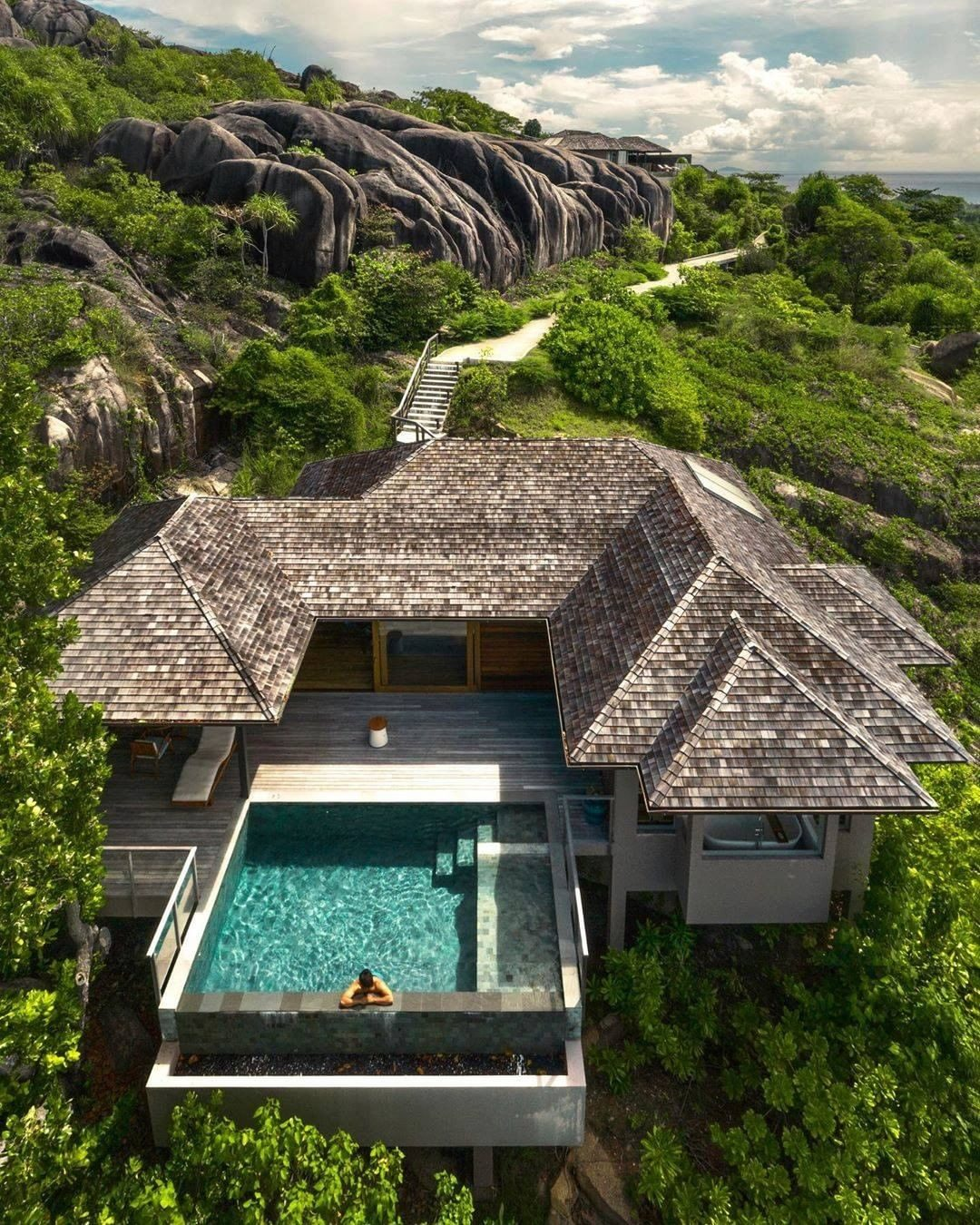 A Baecation In This Bnhoneymoonspot In Seychelles Is A