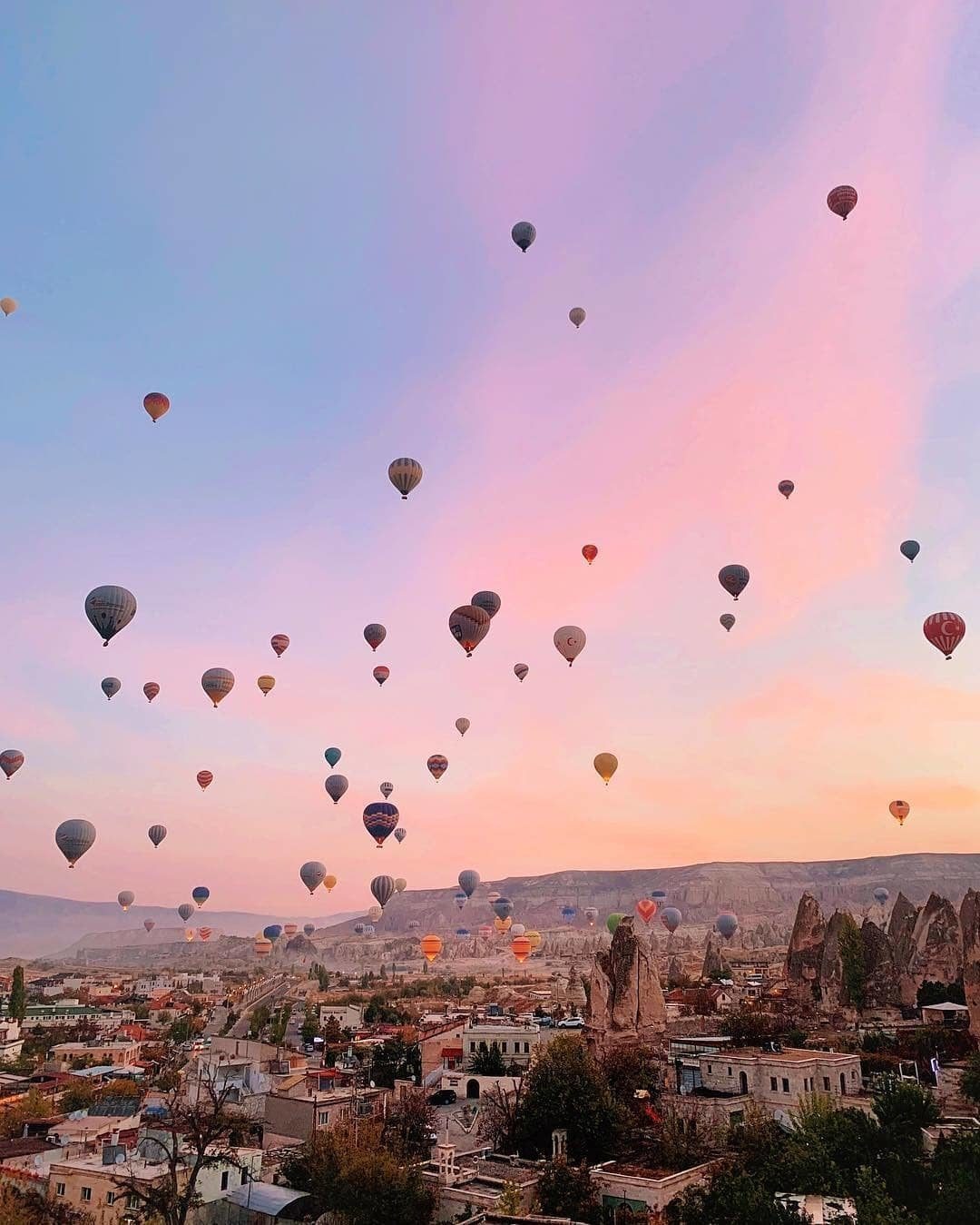 Rocky Views Hot Air Balloons Makes Cappadocia One
